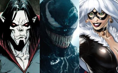Venom nebude R-ko, Silver & Black sa rozdelí na dve sólovky a Sony má práva na viac než 900 postáv z Marvel katalógu