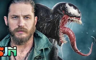 Venom s Tomem Hardym se oficiálně začal natáčet! Postava bude stvořena díky motion-capture, stejně jako Caesar nebo Glum