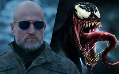 Venom s Tomom Hardym si po krvilačnom Carnageovi vyhliadol ďalšieho záporáka. O rolu sa uchádza charizmatický Woody Harrelson