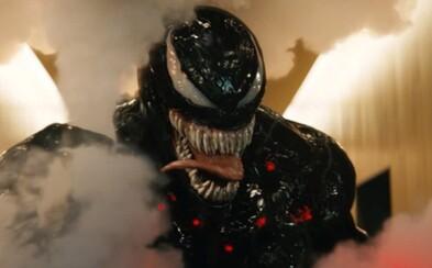 Venom sa krátko pred premiérou pripomína masívnou porciou ukážok a obrázkov. Koľko potitulkových scén uvidíme?