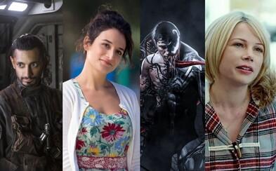 Venoma napíše scenáristka Fifty Shades of Grey. Akých hercov uvidíme vo filme okrem Toma Hardyho?