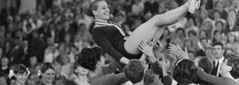 Věra Čáslavská, nejúspěšnější česká sportovkyně a bojovnice za svobodu a spravedlnost