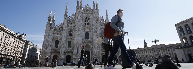 Veronika je v Miláne kvôli koronavírusu v karanténe. Ľudia tu nerešpektovali pravidlá a teraz takmer nemôžeme vyjsť (rozhovor)