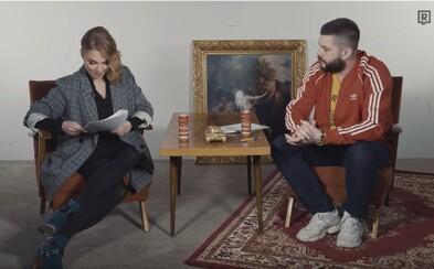 Veronika Ostrihoňová si nemyslí, že Joe Trendy je sexsymbol a filantrop. Z jeho show odchádzala zhrozená