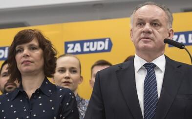 Veronika Remišová bude kandidovať za predsedníčku Za ľudí, verejne ju podporil Andrej Kiska