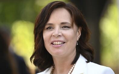 Veronika Remišová sa stala novou predsedníčkou Za ľudí. Aj naďalej z nej chce mať modernú, proeurópsku a stredovú stranu