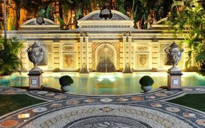 Versaceho rezidencia sprístupnená ako hotel
