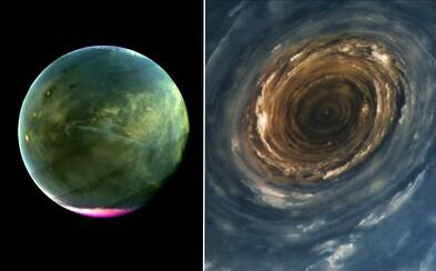 Vesmírné okénko: Jak vypadá hurikán z ISS a co nového se zjistilo o známé hvězdě?