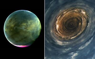 Vesmírne okienko: Ako vyzerá hurikán z ISS a čo nové sa zistilo o známej hviezde?