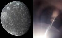 Vesmírne okienko: Posledná fotka sondy skúmajúcej čierne diery, Apollo 15 či Kallisto
