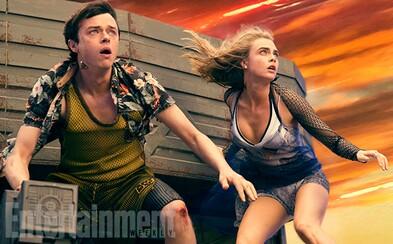 Vesmírne sci-fi Valerian s Carou Delevingne a Rihannou sa bude podobať na Piaty element