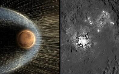 Vesmírnym objavom v roku 2015 dominovala najmä dvojica Pluto a Mars. Aké boli ostatné významné udalosti?