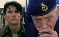 """Veterán, ktorý zažil operáciu Dynamo v Dunkirku, si nevie film Christophera Nolana vynachváliť: """"Neuveriteľné, ako keby som tam znova bol"""""""