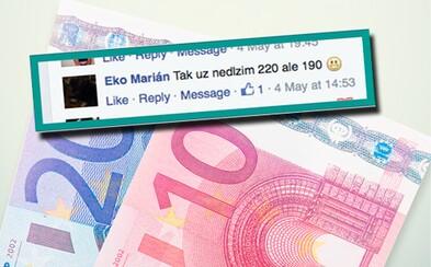 Viac ako tisíc Slovákov prezradilo, ako by naložili s 30 eurami. Vybrali sme tie najlepšie príspevky, ktoré pobavia aj teba