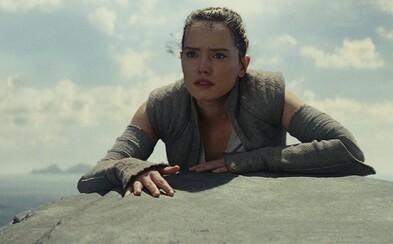 Viac záberov s Finnom, Phasmou a Rey. Najnovšie scény zo Star Wars: The Last Jedi sľubujú divákom veľkolepý zážitok
