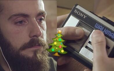 Vánoční reklama z roku 2014 je smutnější než ty dnešní. Filmař ji natočil za 50 liber a lidé chtějí, aby tvořil pro velké firmy