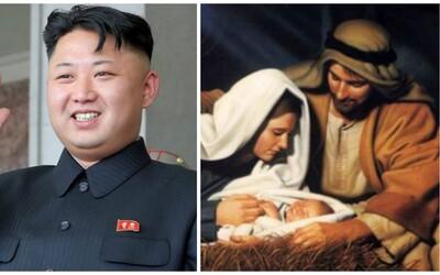 Vianočná revolúcia v Severnej Kórei? Namiesto Ježiša Krista by sa na Vianoce malo oslavovať narodenie babky tamojšieho vodcu