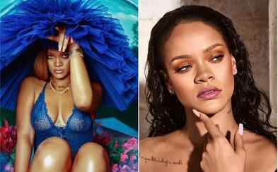 Vánoční překvapení od Rihanny. Barbadoská kráska oznamuje nové album
