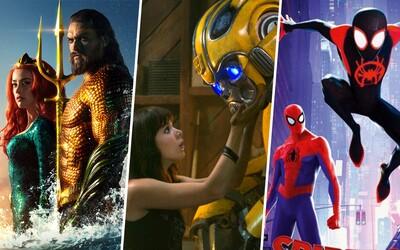 Vianočný december v kinách sa nezaobíde bez veľkolepých akčných filmov, rodinných komédií a množstva smiechu
