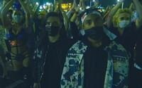 Vic Mensa a Skrillex premenili noc v Tokiu na párty, pri ktorej určite nebudeš mať pokoj