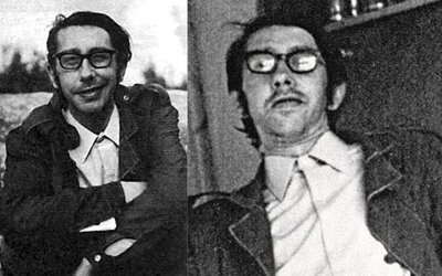 Víc než třicetkrát se pokusil o sebevraždu, nakonec beze stopy zmizel. Český básník Šebek je pořád nezvěstný