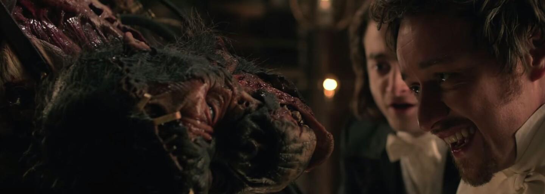 Victor Frankenstein ťaží najmä z ústrednej dvojice a pôsobivého vizuálu plného zaujímavých prvkov (Recenzia)