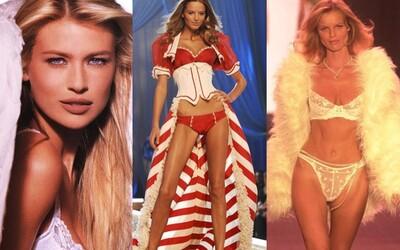 Victoria's Secret a české či slovenské modelky. Kdo kráčel po mole na nejkrásnější přehlídce roku?