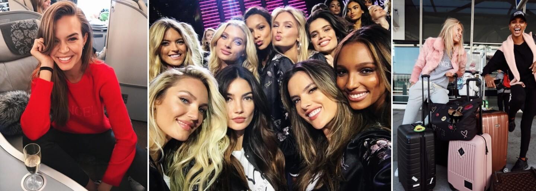Victoria's Secret Fashion Show 2017 je už tu. Ako to vyzerá pár dní pred najkrajšou prehliadkou roka?