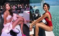 Victoria's Secret modelky, ktoré sa ešte nestihli dostať na výslnie. Zoznám sa s Brunou Lirio či Fridou Aasen