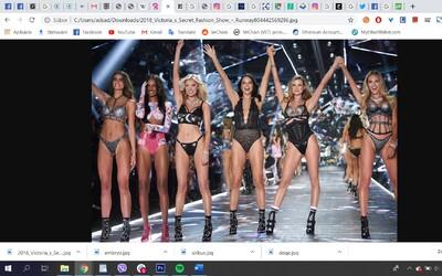 Victoria's Secret prehliadka bude tento rok zrušená, vyhlásila jedna z dvorných modeliek značky