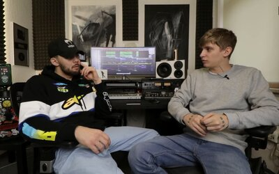 VIDEO: Calin a STEIN27 nám řekli, jak vznikl jejich populární hit Růže