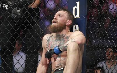 VIDEO: Conor McGregor po prohraném zápase vyhrožoval Poirierovi a jeho ženě, že je zabije ve spánku
