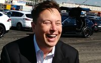 Video: Elon Musk nerozumel meno svojho syna, keď sa ho reportér pokúsil vysloviť