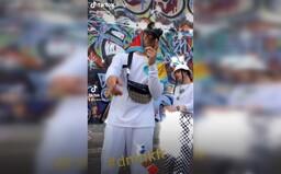 VIDEO: Hugo Toxxx nahrál skladbu o Dominiku Ferim. Pokud ji chceš slyšet, splň tuto výzvu z TikToku