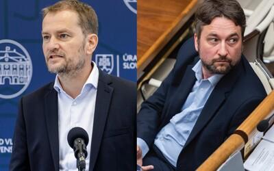 """Video: Igor Matovič rozprával v parlamente ako Ľuboš Blaha """"mydlil barana"""". Nazval ho idiotom a primitívom"""