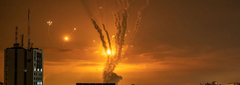 VIDEO: Izrael odpálil budovu v Pásme Gazy, v ktorej sídlili zahraničné médiá