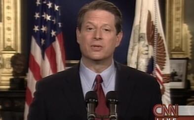 VIDEO: Jak se má správně chovat neúspěšný kandidát na prezidenta USA? Takovéto projevy měli Bush, Al Gore a další