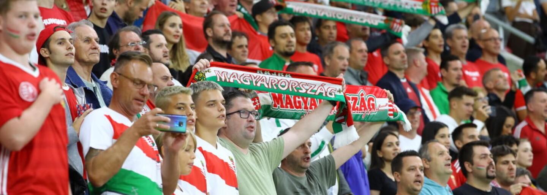 VIDEO: Maďarští fanoušci hromadně vypískali fotbalisty Anglie, kteří poklekli před utkáním na znak rasové rovnosti