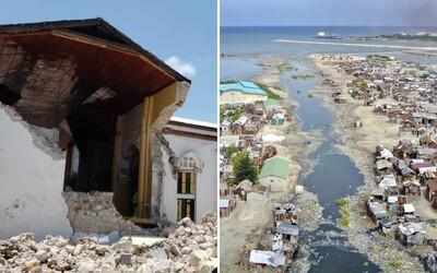 VIDEO: Masívne zemetrasenie na Haiti si vyžiadalo viac ako 300 mŕtvych. Niektoré mestá sú takmer zrovnané so zemou