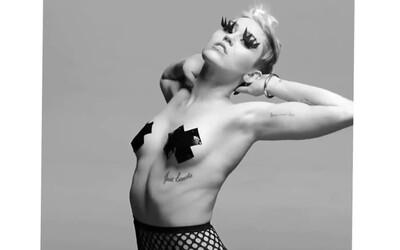 Video Miley Cyrus se bude promítat na newyorském festivalu pornofilmů