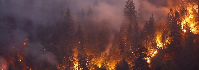 VIDEO: Nejchladnější část Ruska je stále v plamenech, na Sibiři se nedá ani dýchat