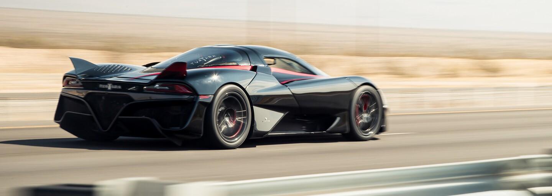 VIDEO: Najrýchlejší sériovo vyrábaný automobil na svete dosiahol rýchlosť až 533 km/h