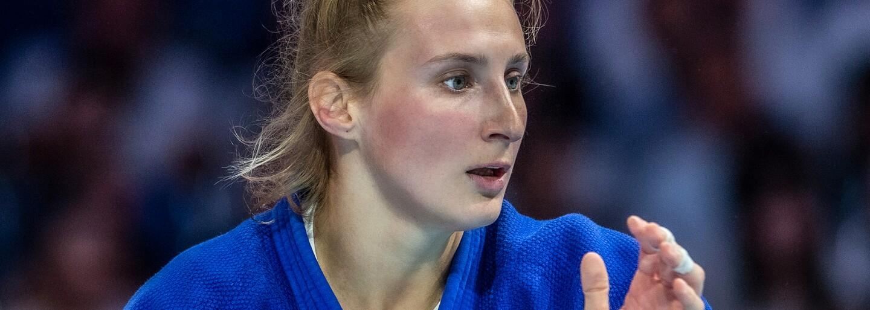 """VIDEO: Německá judistka dostala od trenéra před zápasem pár facek. """"Řekla jsem si o to,"""" brání svého kouče"""