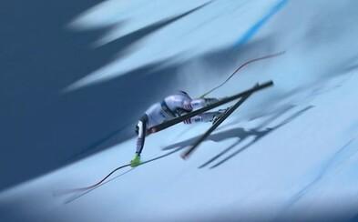 VIDEO: Neskutečná otočka zachránila lyžaře od tvrdého pádu. Francouz Muzaton ohromil svět