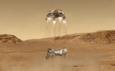Video: O 22:00 by mal na Marse pristáť rover Perseverance. Pozri sa, ako budú vyzerať momenty pred dosadnutím na povrch