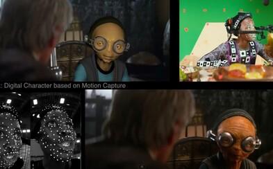Video s digitálnymi a praktickými efektami v Star Wars potvrdzuje, že CGI je potrebné a úžasné!