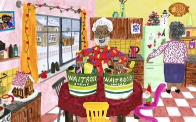 VIDEO: Sleduj tradičnú vianočnú reklamu Johna Lewisa. Nechýbajú deti, snehuliaci ani hip-hopové holuby