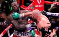 VIDEO: Tyson Fury tvrdě knockoutoval soupeře a obhájil pás pro šampiona těžké váhy