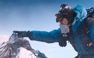 Video z natáčania drámy Everest s Gyllenhaalom ti ukáže, že byť hercom niekedy nie je najjednoduchšie
