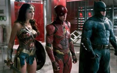 Video z natáčania Justice League vás zoznámi s pohľadom do zákulisia aj zaujímavými scénami